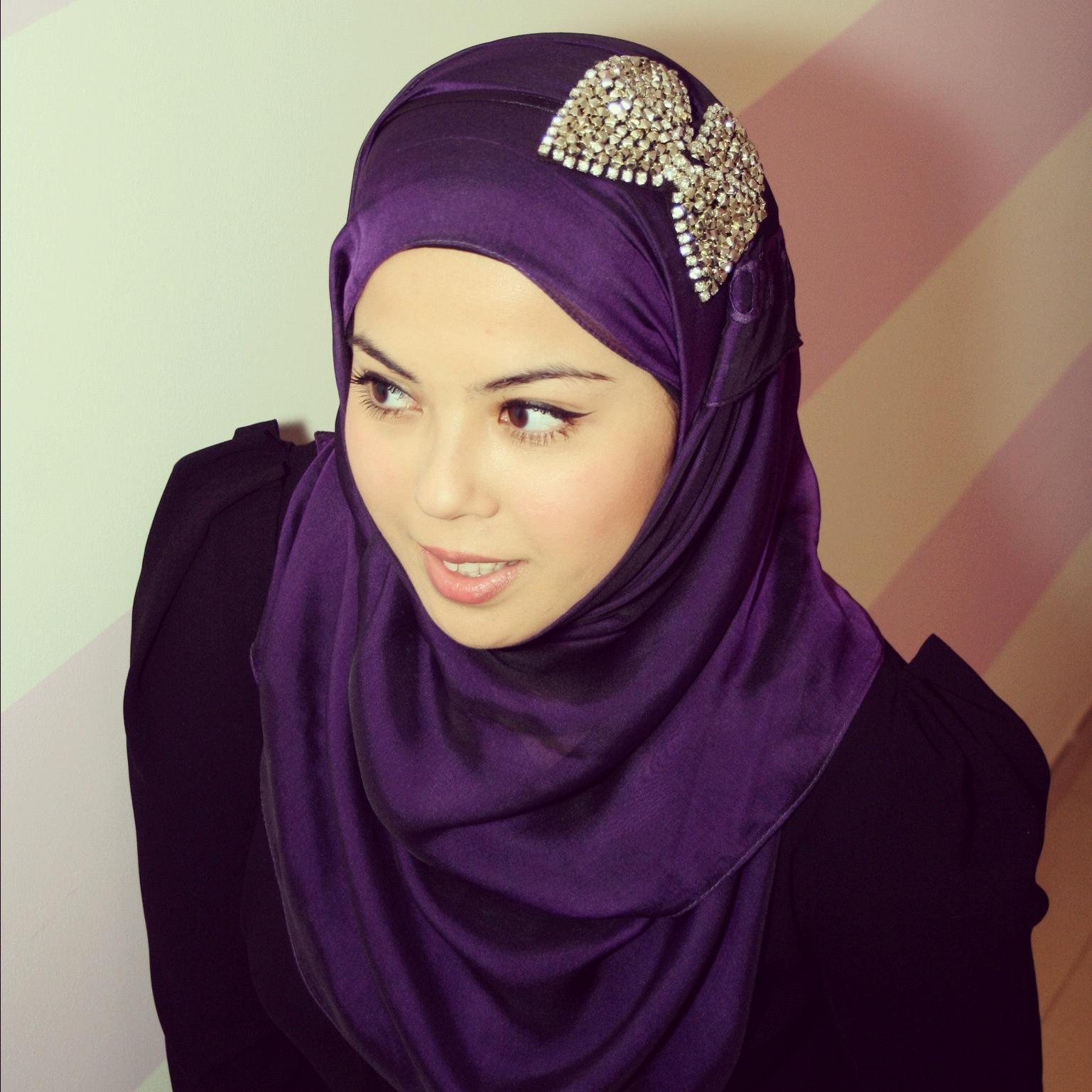 Veiled Elegance Hijab Styles Fashion Candy